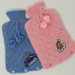 Baby Hot Water Bottle & Cover